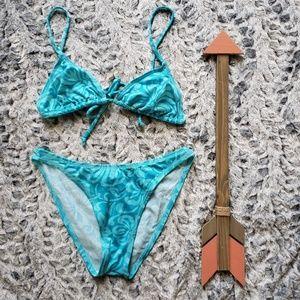 Other - RUSTY 2 piece bikini swimsuit MX